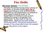 fire drills23