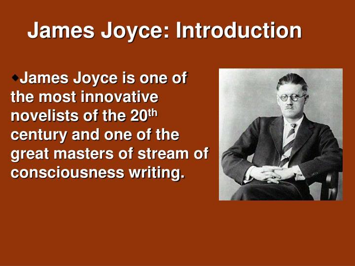 James Joyce: Introduction