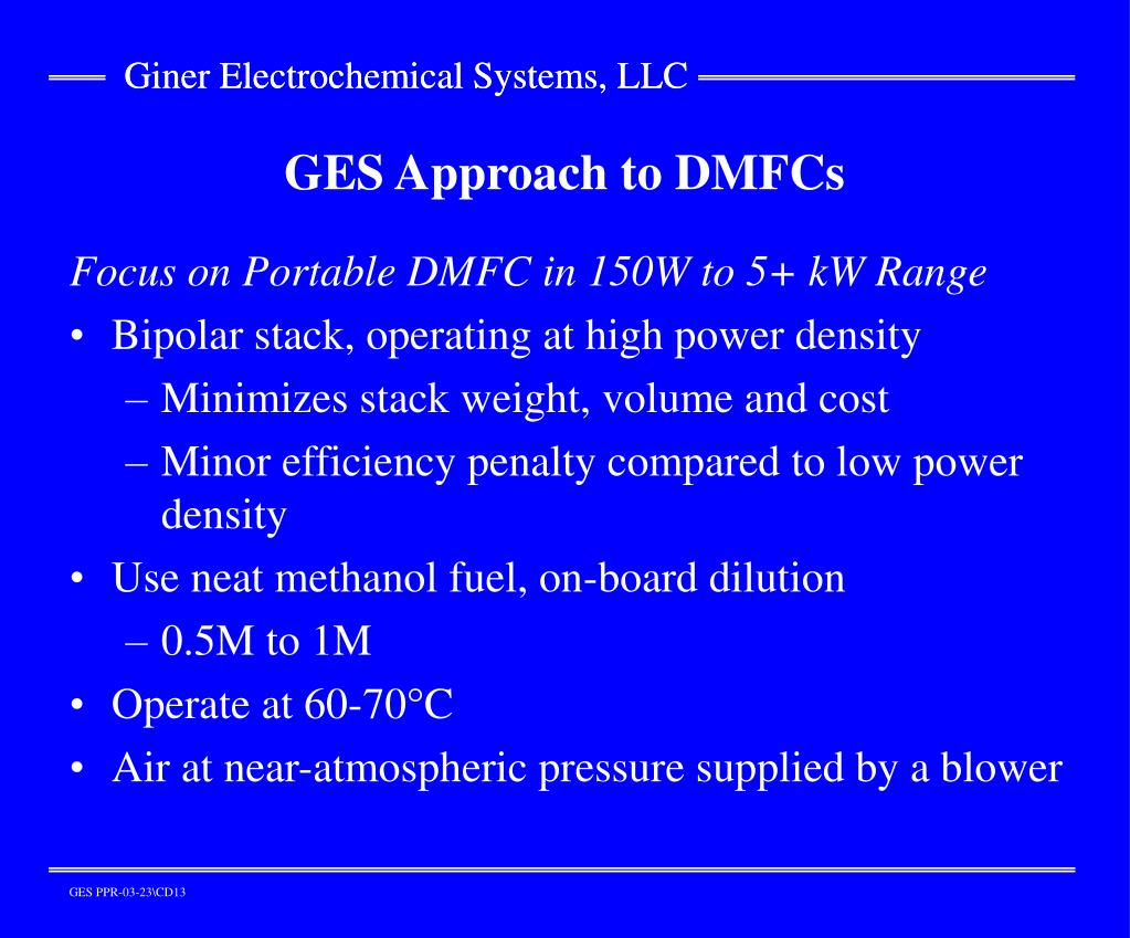 Giner Electrochemical Systems, LLC