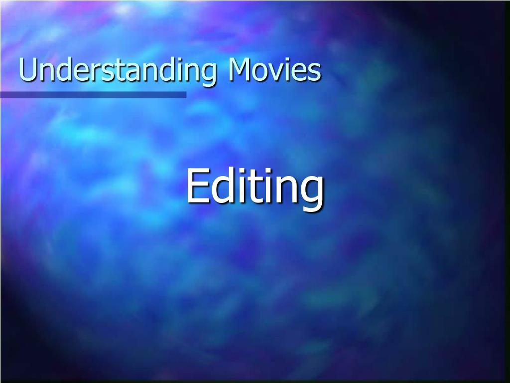 understanding movies l.