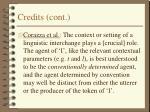 credits cont54