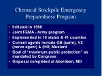 chemical stockpile emergency preparedness program3