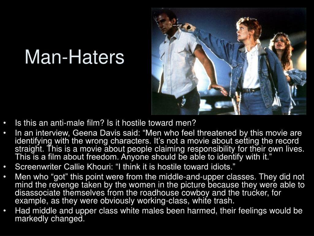 Man-Haters