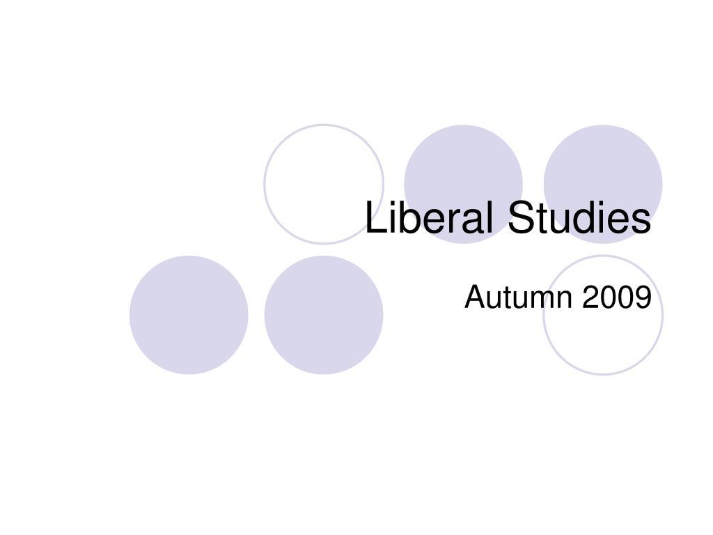 liberal studies l.