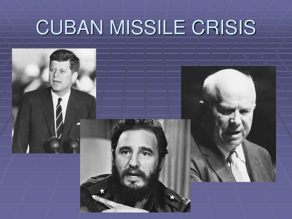 a history of the cuban missile crisis in the cold war This helped to cause the war during the cuban missile crisis where the soviet union planted nuclear missiles at the united states from cuba for a time the cold war was brought about by many.