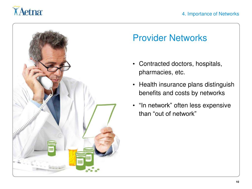 4. Importance of Networks