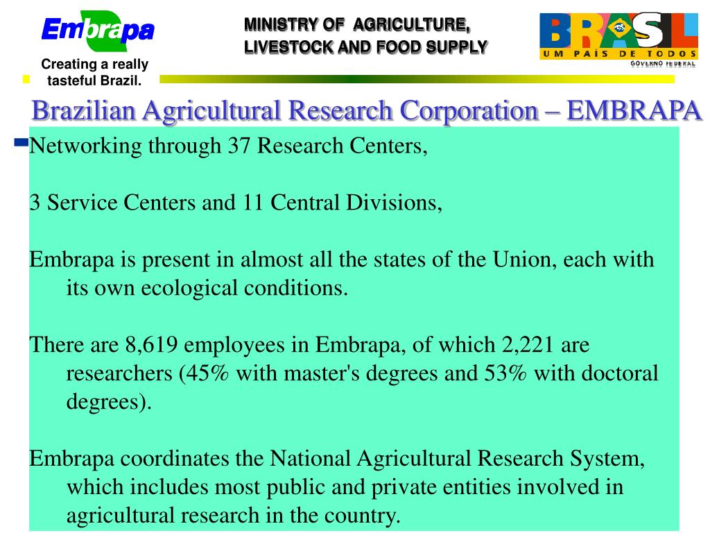 MINISTRY OF  AGRICULTURE,