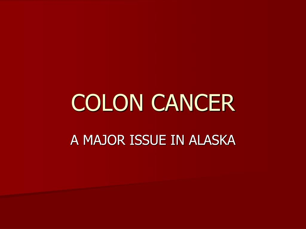 colon cancer l.