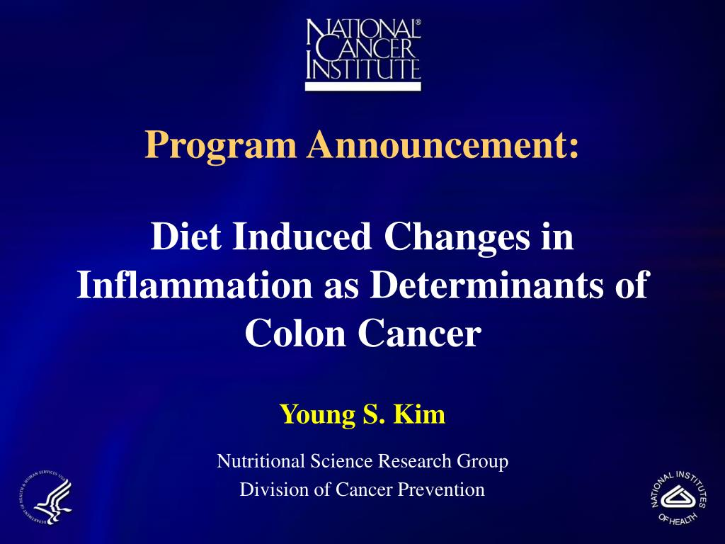 Program Announcement: