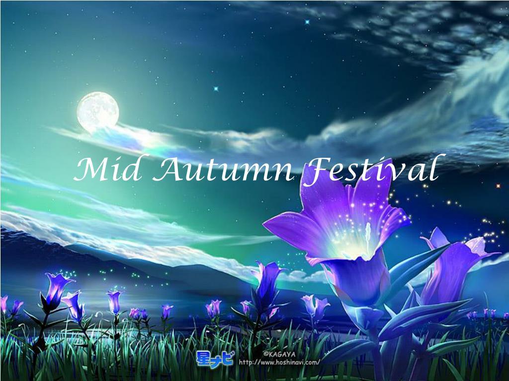 mid autumn festival l.