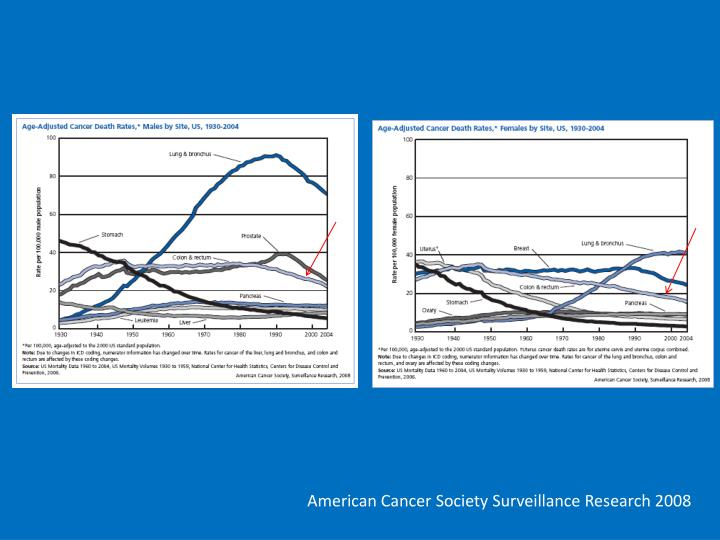 American Cancer Society Surveillance Research 2008