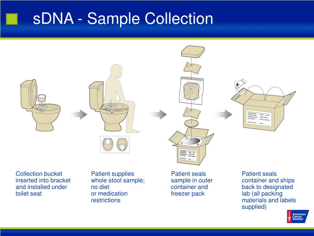 sDNA - Sample Collection