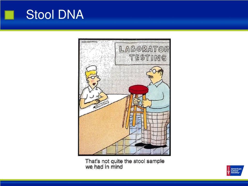 Stool DNA