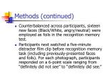 methods continued10