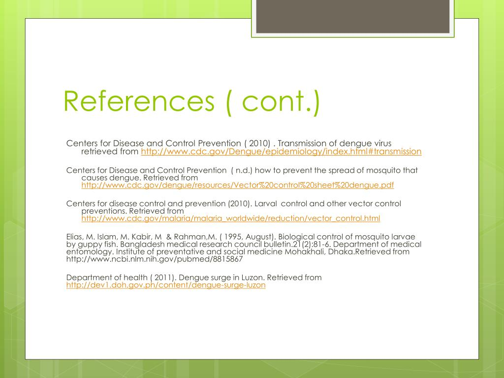 References ( cont.)
