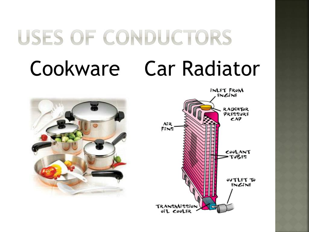 Uses of Conductors