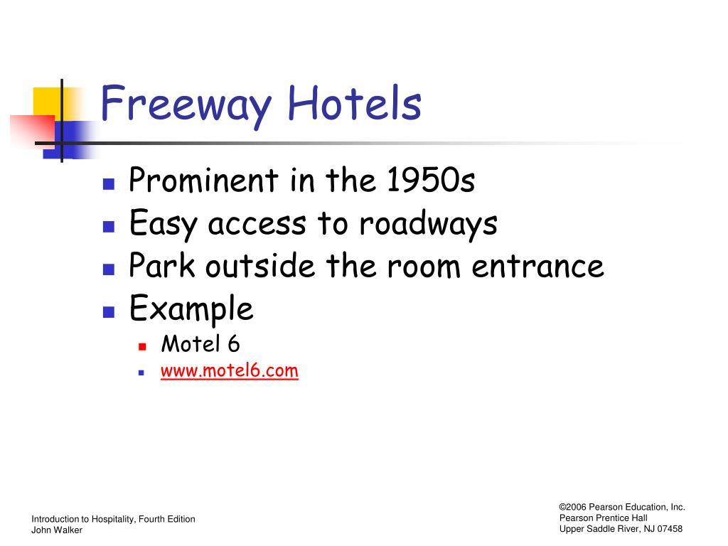 Freeway Hotels