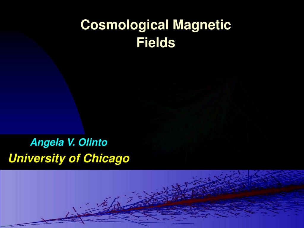 cosmological magnetic fields l.