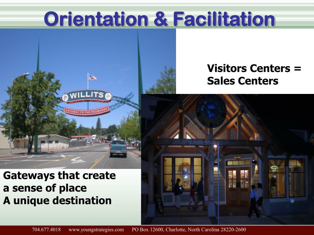 Orientation & Facilitation