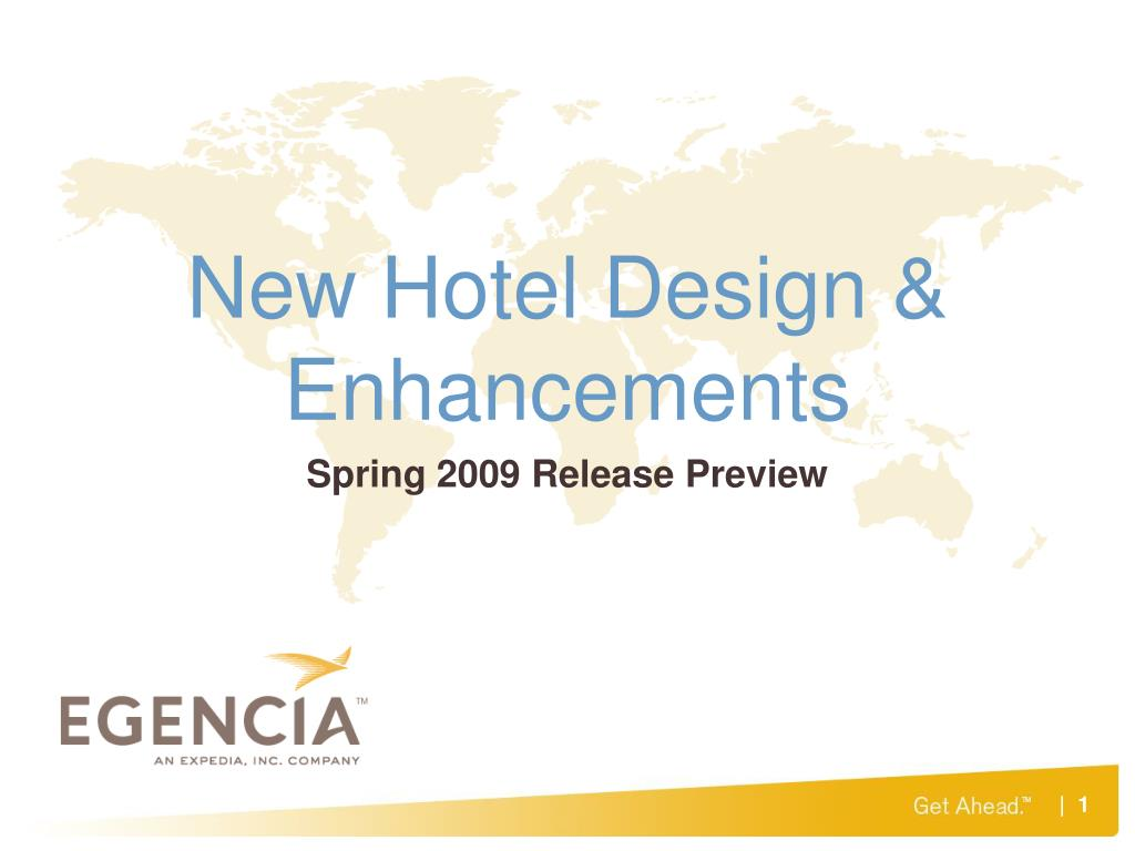 new hotel design enhancements l.