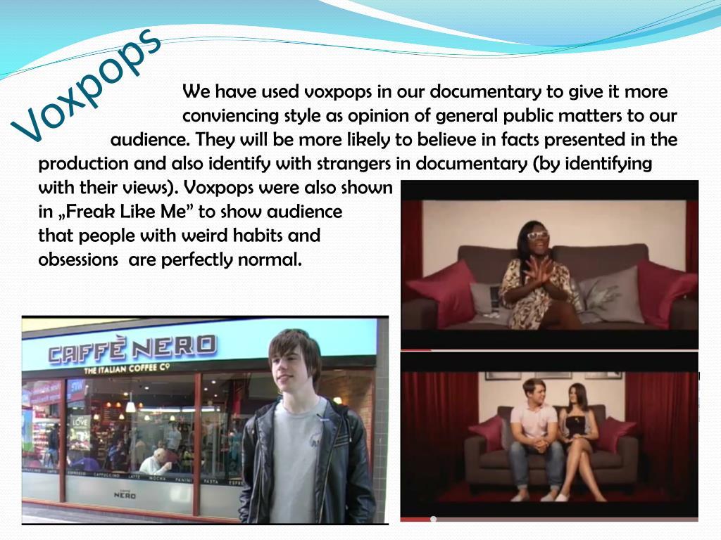 Voxpops