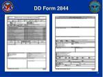 dd form 2844