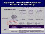 figure 3 5b assessing asthma control in children 5 11 years of age