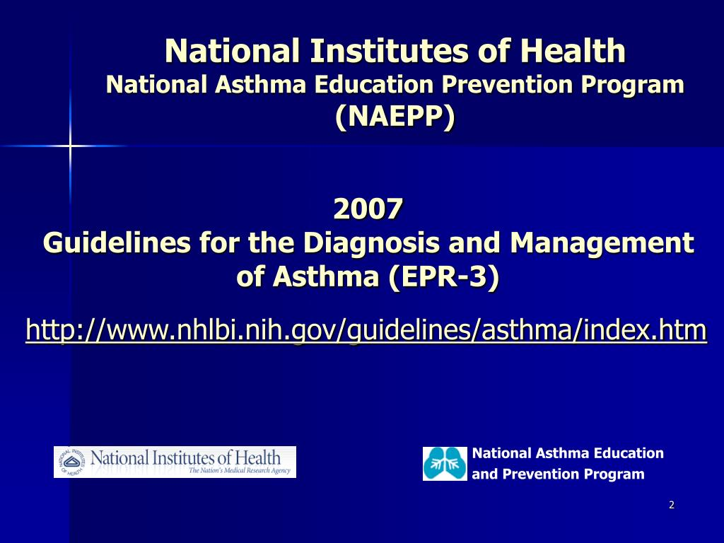 http://www.nhlbi.nih.gov/guidelines/asthma/index.htm