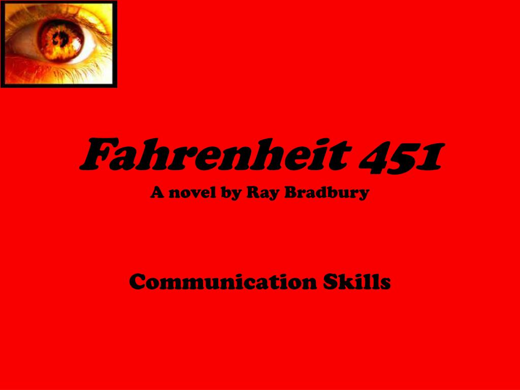 the negative aspect of technology in fahrenheit 451 a novel by ray bradbury Ray bradbury's fahrenheit 451 remains one of the most iconic works in american literature at home with his cats and collectables, mr bradbury talks about how the book came into being and what has sustained his extraordinary career.