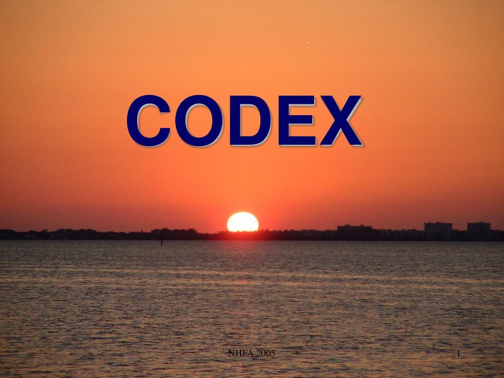 codex l.