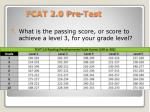 fcat 2 0 pre test37