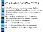 csa standard can csa z317 2 0136
