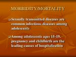 morbidity mortality5