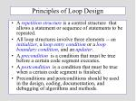 principles of loop design10