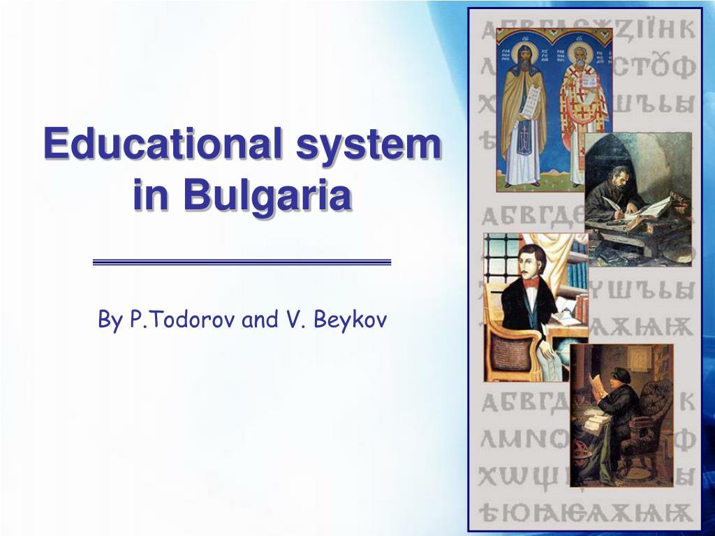 educational system in bulgaria l.