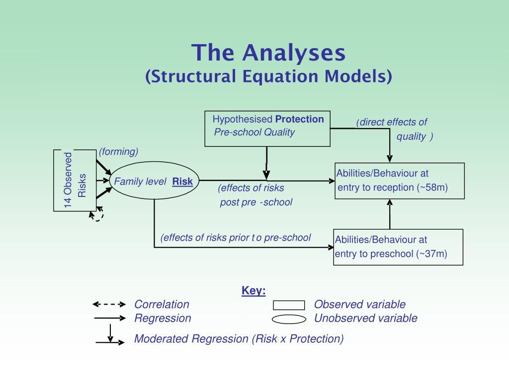 The Analyses