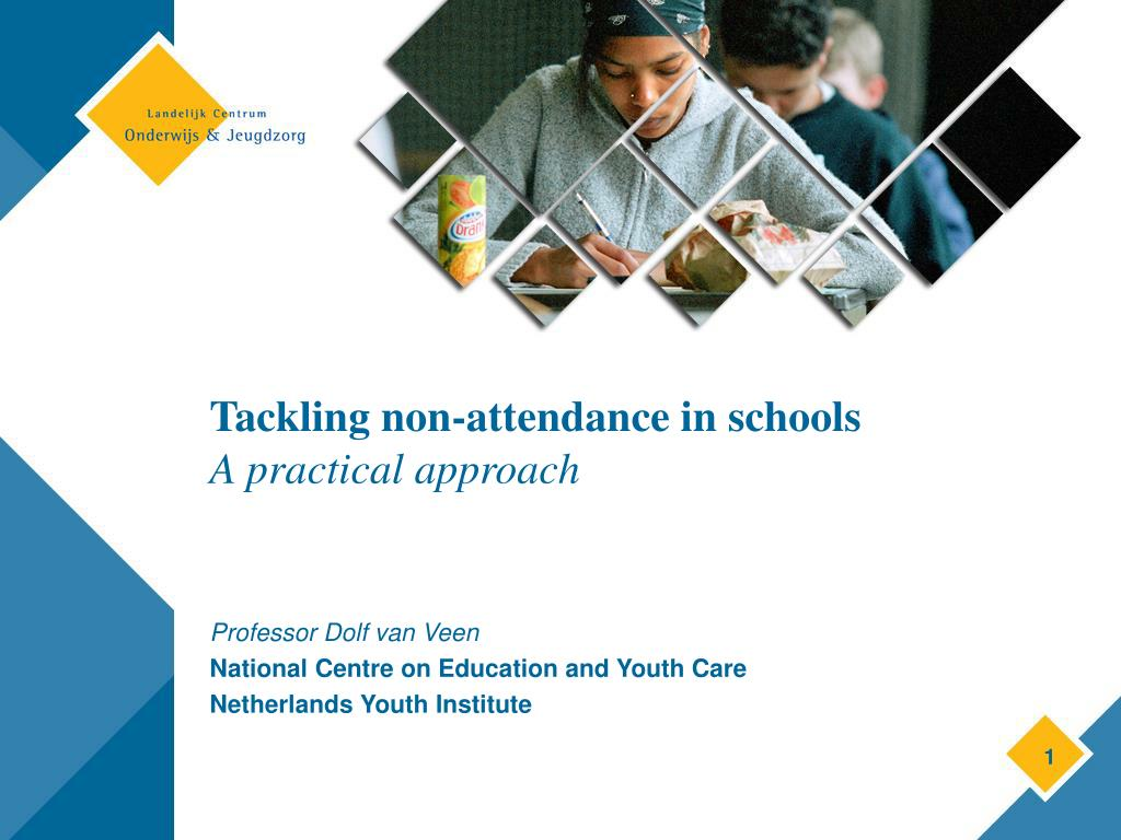 tackling non attendance in schools a practical approach l.