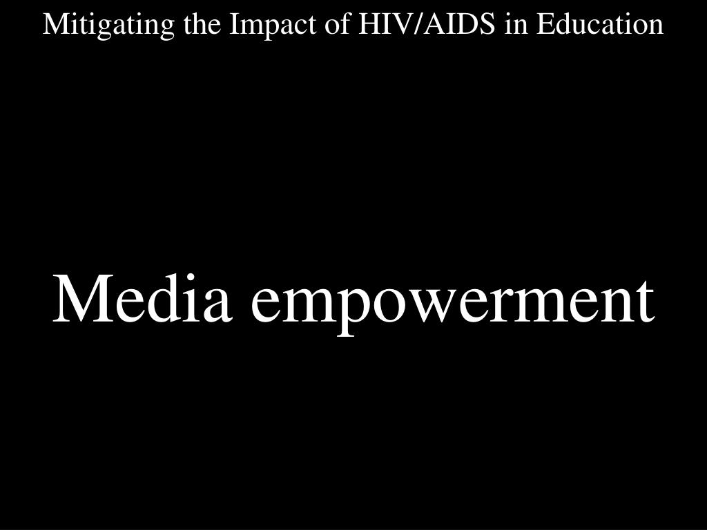 Mitigating the Impact of HIV/AIDS in Education