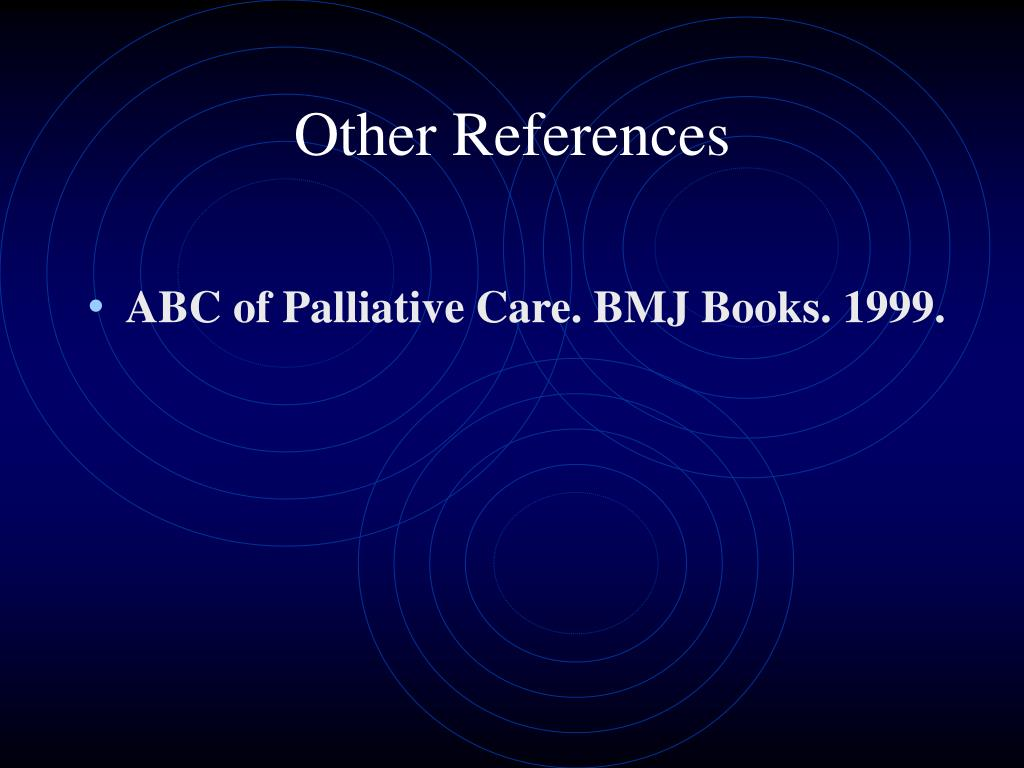 Other References