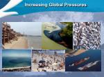 increasing global pressures
