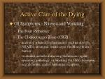 active care of the dying40