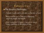 palliative care81