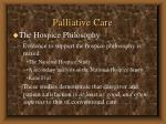 palliative care82