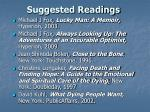 suggested readings99
