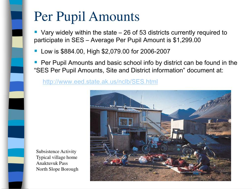 Per Pupil Amounts