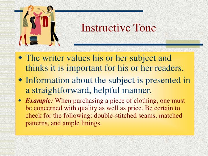 Ppt Chapter 11 Tone And Bias Powerpoint Presentation Id663442