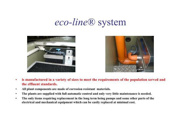 eco-line