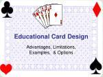 educational card design19