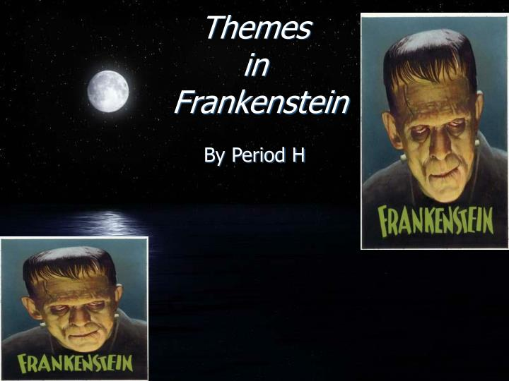 frankenstein theme of appearance In mary shelley's frankenstein, society unfairly associates physical deformity with monstrosity, reflecting the theme of appearance vs reality the creature looks terrifying: so society assumes.
