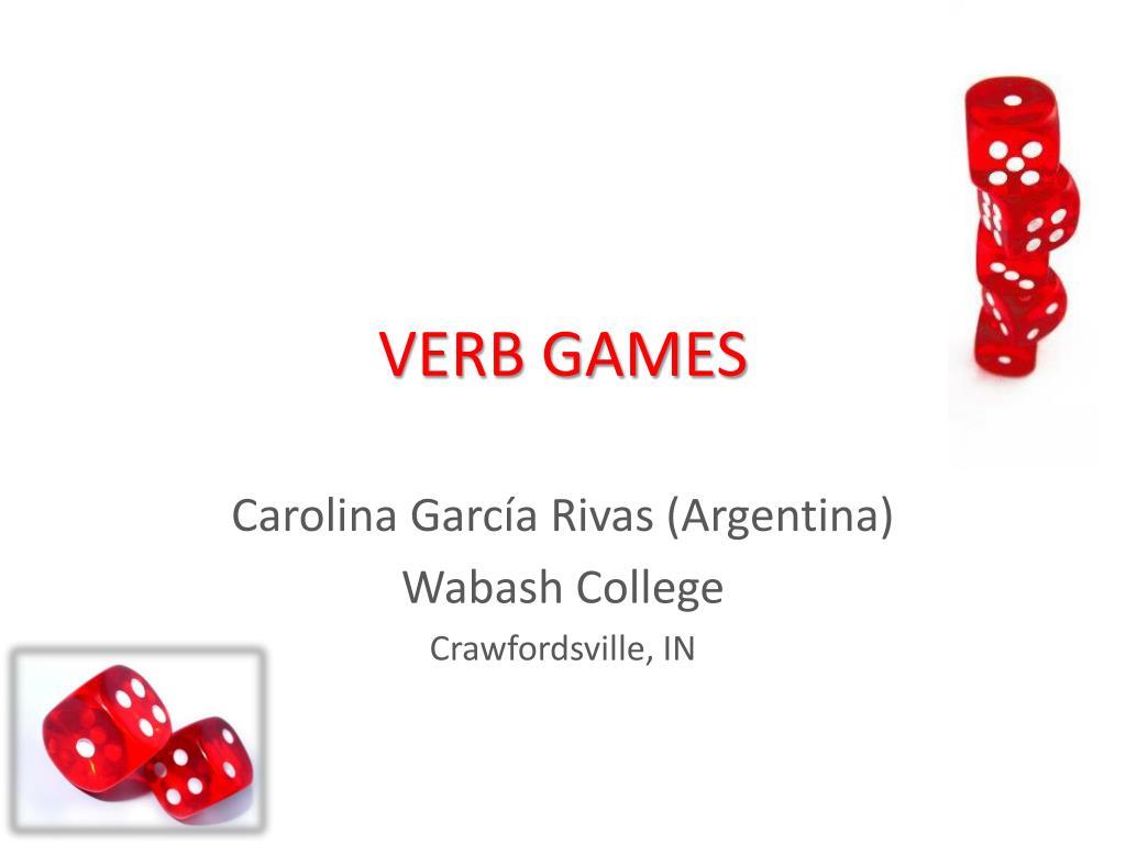verb games l.